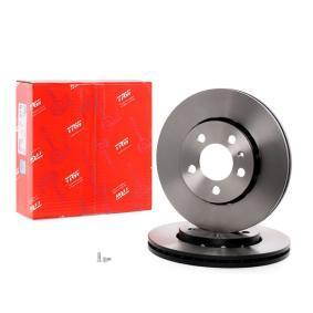 8Z0615301B für VW, AUDI, SKODA, SEAT, SMART, Bremsscheibe TRW (DF2803) Online-Shop