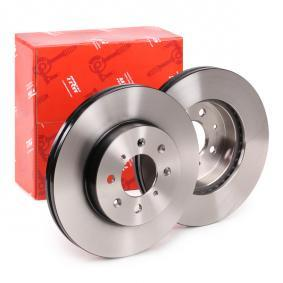 SDB000990 за HONDA, SKODA, LAND ROVER, ROVER, MG, Спирачен диск TRW (DF3021) Онлайн магазин