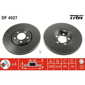 TRW DF4027