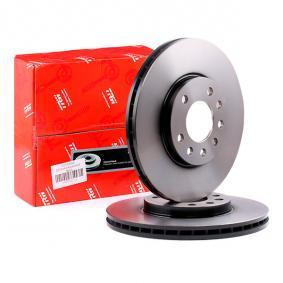 Disc frana TRW Art.No - DF4048 OEM: 569066 pentru OPEL, CHEVROLET, VAUXHALL cumpără
