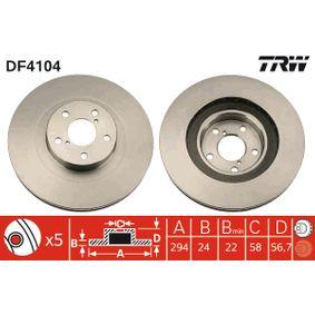 TRW DF4104