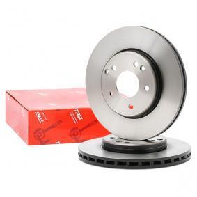 A210421241264 für MERCEDES-BENZ, Bremsscheibe TRW (DF4180) Online-Shop