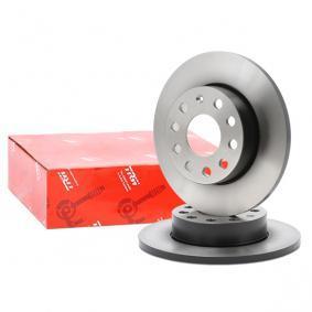 1K0615601L für VW, AUDI, SKODA, SEAT, PORSCHE, Bremsscheibe TRW (DF4271) Online-Shop