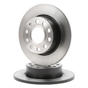 TRW Bremsscheibe (DF4276) niedriger Preis