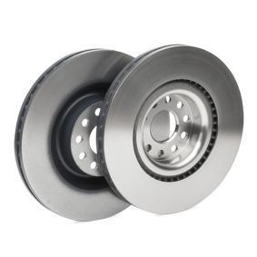 TRW Спирачен диск 1K0615301AB за VW, AUDI, SKODA, SEAT купете
