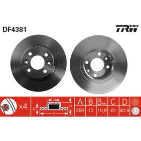 TRW DF4381