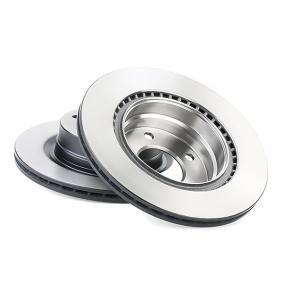 TRW Bremsscheibe (DF4450) niedriger Preis