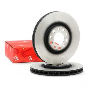 51760621 für MERCEDES-BENZ, FIAT, ALFA ROMEO, Bremsscheibe TRW (DF4476) Online-Shop