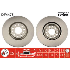 TRW DF4476