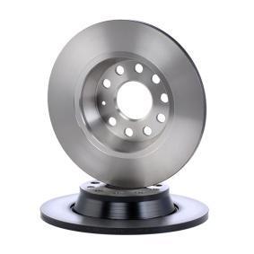 5Q0615601G за VW, AUDI, SKODA, SEAT, Спирачен диск TRW (DF4558) Онлайн магазин