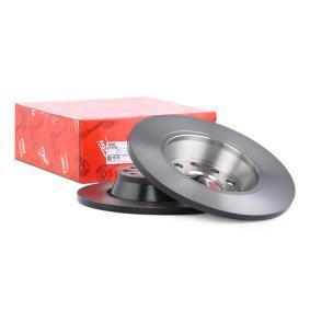TRW Спирачен диск (DF4558) на ниска цена