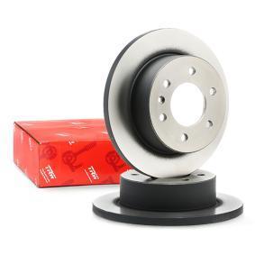 9064230012 für VW, MERCEDES-BENZ, SMART, CHRYSLER, RENAULT TRUCKS, Bremsscheibe TRW (DF4823S) Online-Shop