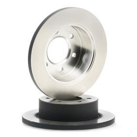 TRW Bremsscheibe (DF4823S) niedriger Preis
