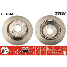 Bremsscheibe TRW Art.No - DF4844 kaufen