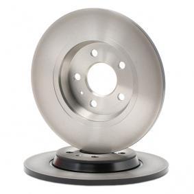 TRW Bremsscheibe (DF4848) niedriger Preis