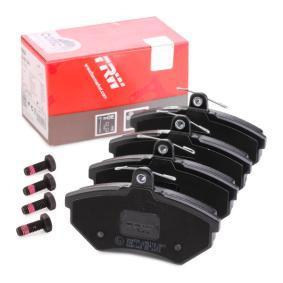 357698151D für VW, AUDI, SKODA, SEAT, Bremsbelagsatz, Scheibenbremse TRW (GDB1048) Online-Shop