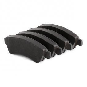 TRW Brake Pad Set, disc brake (GDB1463) at low price