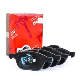 AV612K021BB für FORD, CITROЁN, MAZDA, FORD USA, Bremsbelagsatz, Scheibenbremse TRW (GDB1583) Online-Shop