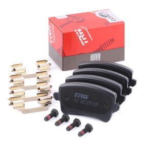 8K0698451D für VW, AUDI, SKODA, SEAT, Bremsbelagsatz, Scheibenbremse TRW (GDB1765) Online-Shop
