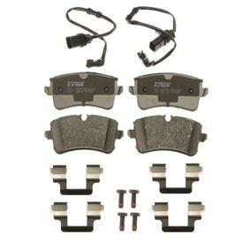 TRW Kit de plaquettes de frein, frein à disque 4H0698451D pour VOLKSWAGEN, AUDI, SEAT, SKODA acheter