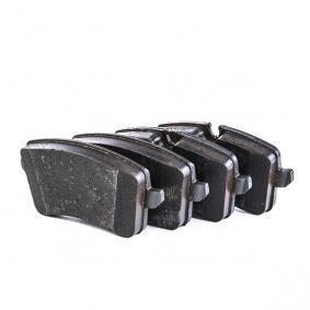 4G0698451H pour VOLKSWAGEN, AUDI, SEAT, SKODA, Kit de plaquettes de frein, frein à disque TRW (GDB1902) Boutique en ligne