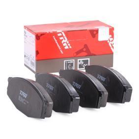 TRW Composants Boite De Vitesse GDB251 pour NISSAN PATROL 4.2 CAT 165 CH récuperer