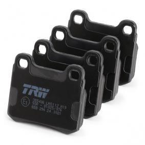 TRW Bremsbelagsatz, Scheibenbremse (GDB294) niedriger Preis