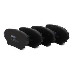 TRW Brake pads GDB3251