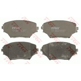 Brake pads TRW (GDB3251) for TOYOTA RAV 4 Prices