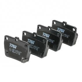 TRW Brake pads GDB3279