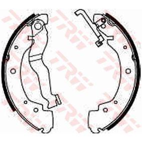 Bremsbackensatz TRW Art.No - GS8530 OEM: 701609531 für VW, AUDI, SKODA, SEAT, VAUXHALL kaufen