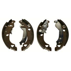 Bremsbackensatz TRW Art.No - GS8570 OEM: 9945975 für FIAT, ALFA ROMEO, LANCIA kaufen