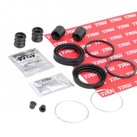 CLIO II (BB0/1/2_, CB0/1/2_) TRW Bremssattel Reparatursatz SJ1041