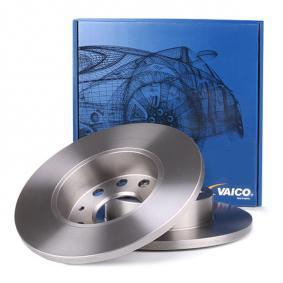 Golf V Хечбек (1K1) VAICO Комплект спирачни дискове V10-40070