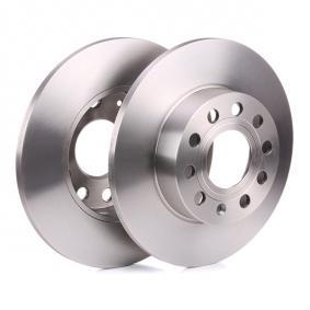 VAICO Спирачен диск V10-40070