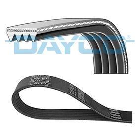 DAYCO FIAT PUNTO Poly v-belt (4PK698)