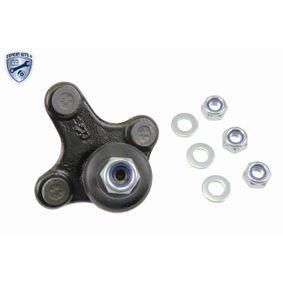 Trag- / Führungsgelenk VAICO Art.No - V10-7265 OEM: 1K0407366E für VW, AUDI, RENAULT, SKODA, SEAT kaufen