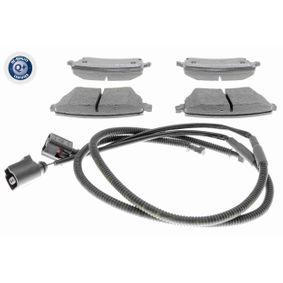 Bremsbelagsatz, Scheibenbremse VAICO Art.No - V10-8351 OEM: 3D0698451 für VW, AUDI, SKODA, SEAT kaufen