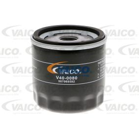 VAICO MAZDA 2 Oil filter (V40-0080)