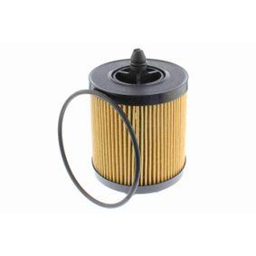 VAICO OPEL VECTRA Filtro de aceite (V40-0087)