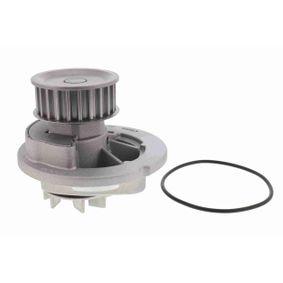 Wasserpumpe VAICO Art.No - V40-50008 OEM: 1334046 für OPEL, CHEVROLET, ALFA ROMEO, VAUXHALL, HOLDEN kaufen