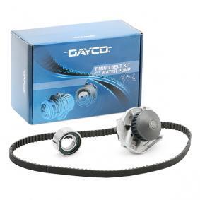 DAYCO Water pump + timing belt kit KTBWP2910