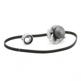 Water pump + timing belt kit KTBWP2910 DAYCO