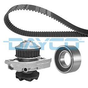 Water pump + timing belt kit DAYCO (KTBWP2910) for FIAT PANDA Prices