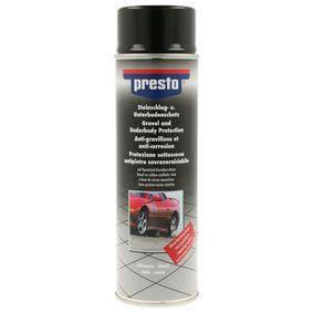 Поръчайте 306024 Антикорозионна защита на долната част на купето от PRESTO