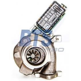 BTS TURBO Charger, charging system 6470900180 for MERCEDES-BENZ acquire
