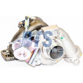 BTS TURBO Turbocompresor, sobrealimentación para vehículos diesel sin filtro de partículas Turbocompresor de gases de escape T914565 en calidad original