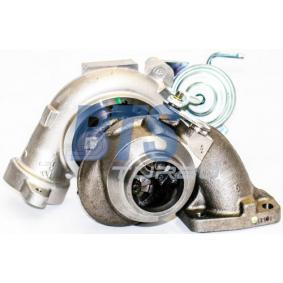 BTS TURBO Turbocompresor, sobrealimentación para vehículos diesel sin filtro de partículas Turbocompresor de gases de escape 4250280945652 evaluación