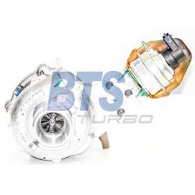 Turbocompresor, sobrealimentación BTS TURBO Art.No - T914831 obtener