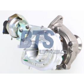 BTS TURBO Turbocompresor, sobrealimentación (T914831) a un precio bajo